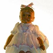 "Vintage Doll Artist One and ONLY ""Bobbi Dawn"" Beckett Originals Wood Carved Doll"