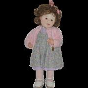 Wonderful Doll Cloth Kathi Clarke Original Doll Artists Council Of America