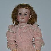 Antique Doll Bisque Head Simon & Halbig KAmmer & Reinhardt K STAR R BIG GIRL
