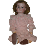 Antique Doll Bisque Head Simon & Halbig KAmmer & Reinhardt K STAR R BIG GIRL