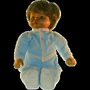 "Vintage Doll Artist Wood Carved Beckett Originals ""Patrick"" By June"