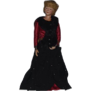 Evelyn Green Doll Artist OOAK Large Doll in Original Costume