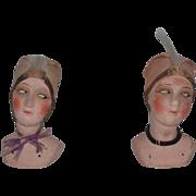 Old Doll Head Heads Boudoir Dolls Fancy