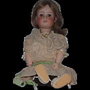 Antique Doll Bisque Simon & Halbig GB Original Stamped Body