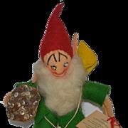 Vintage Doll Felt Irish Leprechaun Maureen Ferran Taylor Cloth Doll