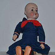 Antique Doll Bisque Kammer & Reinhardt Simon & Halbig 403 K Star R Walker Doll