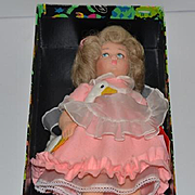 Vintage Lenci Doll in Original Box Cloth Doll Aurellia W/ Tags