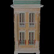 Wonderful Dollhouse Rowe House Miniature Glass Windows For Doll