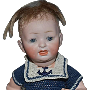 Antique: Doll: Bisque: Baby Doll: Character: