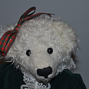 Wonderful Lenore Dement Signed Teddy Bear Jointed