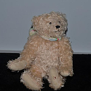 Vintage Teddy Bear Artist Gail M Clifford Made on The Meadow Jointed Bear