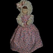 Vintage Doll Topsy Turvy Black Doll White Doll Cloth Doll Rag Doll Celluloid Doll