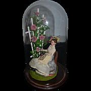 Wonderful Doll Artist Doll Originals By Annie Glass Dome Annie Smith
