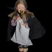 Wonderful Doll Diana Martindale TRICK or TREAT Artist Doll