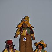 Vintage Doll Set Cloth Georgene Novelties Cloth Dolls Original Tag Original Clothes