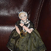 Doll From UFDC Convention Alice Leverett Gorgeous Artist Doll