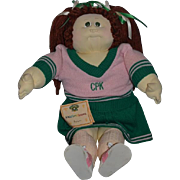 Doll A Kid For All Seasons Autumn Cabbage Patch Kids Soft Sculpture W/ Tag