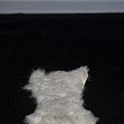 Wonderful Doll Bear Fur Rug Miniature Dollhouse