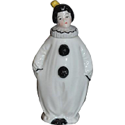 Old Doll Miniature Perfume Bottle For Doll Jester Clown