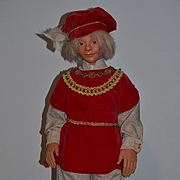 Wonderful Vintage Doll Artist Irene R. Graham Doll Artist Cormac Of Tara Prince