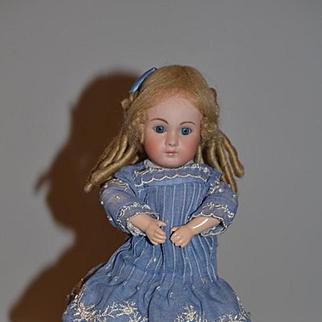 Vintage Doll Miniature Artist Lynda Marx Signed Sweet