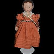 Doll U.F.D.C. Convention Doll Artist Inspired Izannah Walker Gail Wilson Original Box