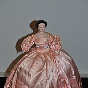 Vintage Doll Ruth Gibbs Fancy and Big!!