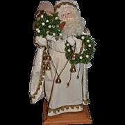 Wonderful Doll Santa Claus Lynn Haney W/ Box and  Original Tag Gorgeous