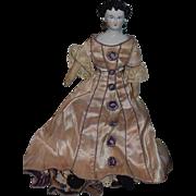 Antique Doll China Head Conte & Boehme Countess Dagmar