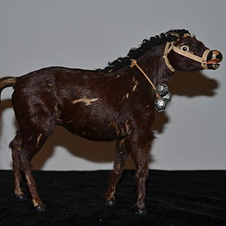Wonderful Vintage Horse For your Doll Wonderful Detail
