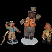 Old Vintage Doll Set Steiff Max & Moritz Doll Set W/ Steiff Tag