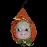 Wonderful Doll Wax Kewpie Artist Doll Lewis Sorensen