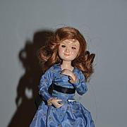 Wonderful Doll Artist Doll Signed Adrienne 1971 Sculpture Doll
