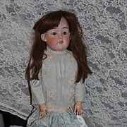 Antique Handwerck Bisque Doll Gorgeous