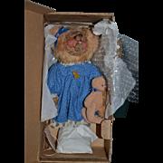 Vintage Teddy Bear Doll Friend Mint in the Box Barton's Creek Collection Gund