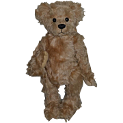 Wonderful Mary Holstad's Collectibles Teddy Bear Jointed Artist Bear LIMITED EDITION NUMBER 3 Sugar & Cream