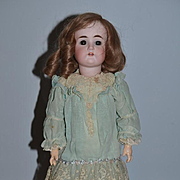 Antique Doll Bisque AW&Co. Gorgeous Wonderful Doll Clothing