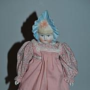 Vintage Doll Emma Clear Parian Artist Doll