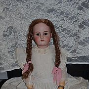 Antique Doll Simon & Halbig Kammer & Reinhardt Big Girl Sweet Bisque Head