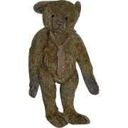 Teddy Bear Artist Bear Jointed Hump Back Big Feet