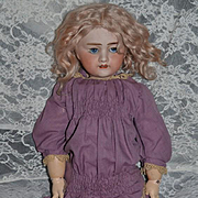 Antique Doll French Petite Francaise  Bisque Doll