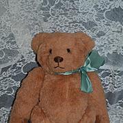 Artist Teddy Bear Jointed Bar Harbour Bear Marcia Sibol