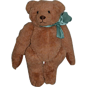 Artist Teddy Bear Jointed Bar Harbour Bear Marcia Sibol