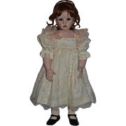 Wonderful Doll Artist Doll Barbara Ebenstein Ursla Walter Large Porcelain Doll