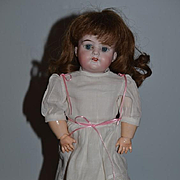 Wonderful Doll Antique Bisque Mystery Maker L.H.K. Made for FAO SCHWARZ Adorable!