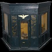 Wonderful Doll Miniature Antique Shop Dollhouse Store Filled W/ Miniatures