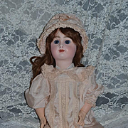 Antique Doll Rabery & Delphieu French Bisque Closed Mouth