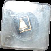 Vintage Micro Miniature Dollhouse Book The Oath of Freedom In original Case Rare