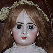 Antique Doll French Bisque Jumeau BeBe Closed Mouth GOrGeOus