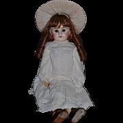 Antique Doll French Bisque ED Etienne Denamur Gorgeous Girl